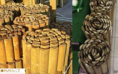 Perchè NON scegliere le bordure in legno ai grandi magazzini
